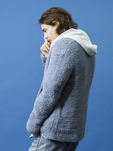 4_1 jacket¥23,000  hoodie¥36,000 pants¥37,000