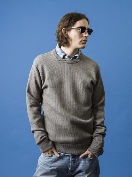 11_1 knit¥26,000  shirts¥35,000  pants¥40,000
