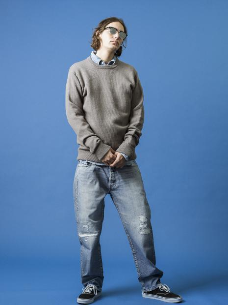 11_2 knit¥26,000  shirts¥35,000  pants¥40,000  shoes¥5,500