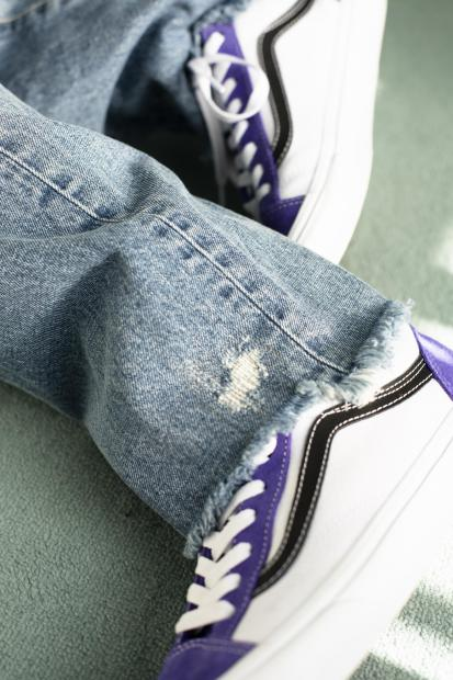 7_4 Pants¥36,000 Shoes¥8,000