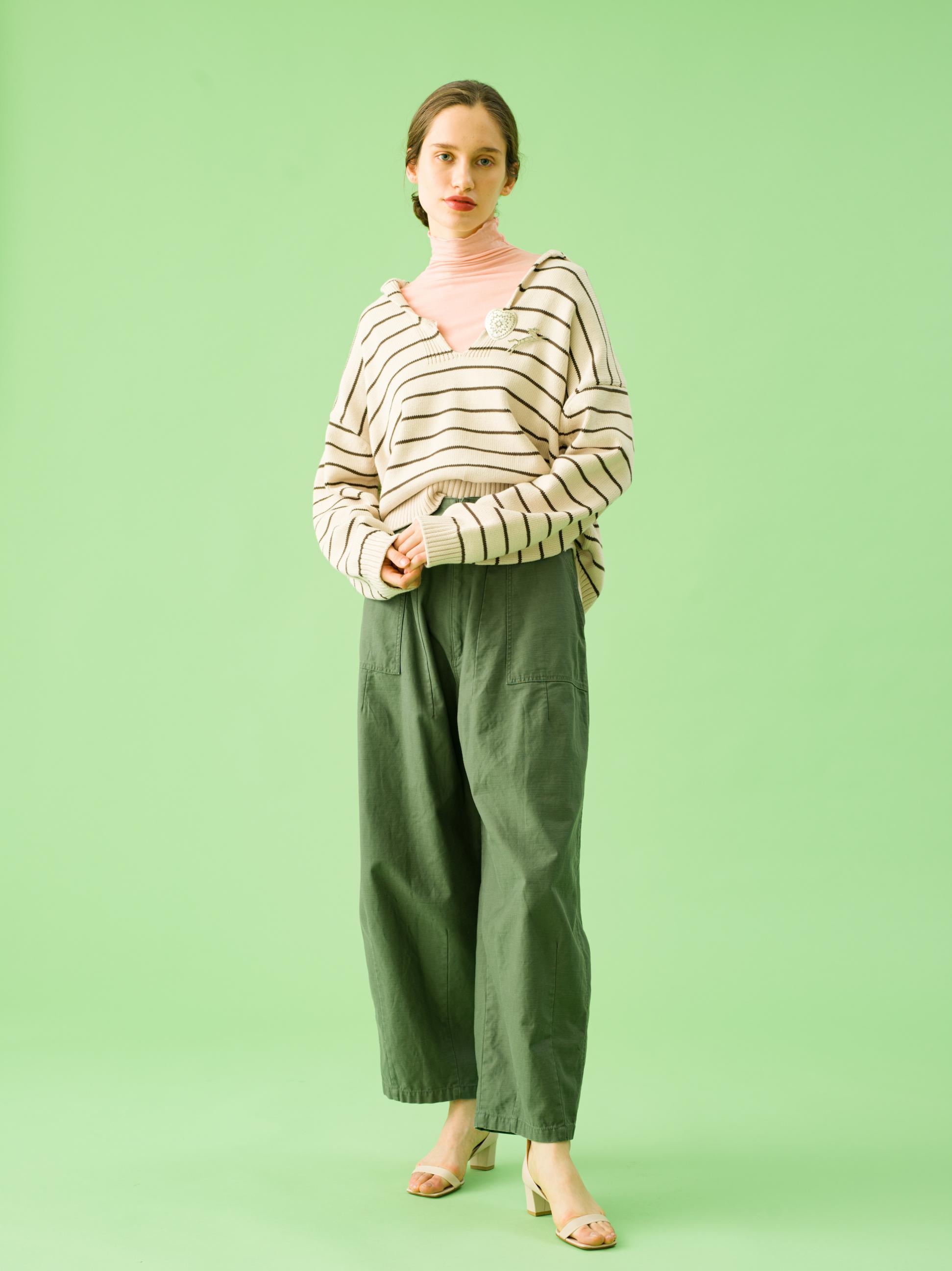 14_1 knit¥23,000 tops¥12,000 pants¥26,000 broache¥21,000 broache¥23,000 shoes¥29,000