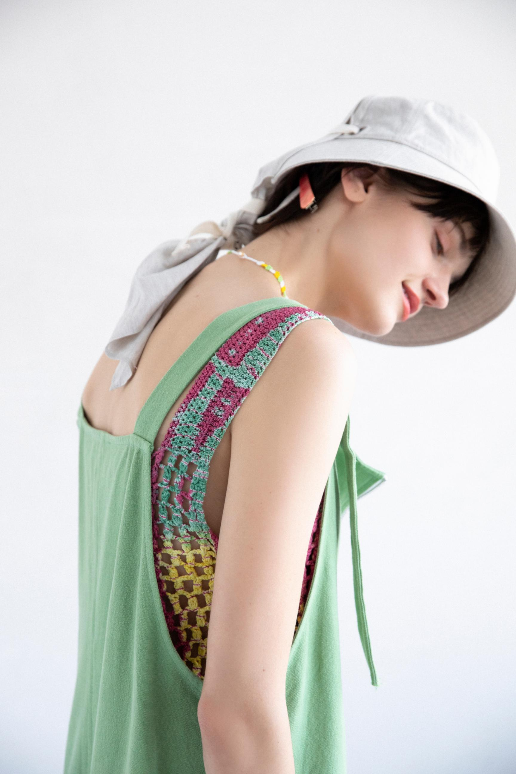 22_1 all in one¥34,100 tops¥42,900 hat¥15,400
