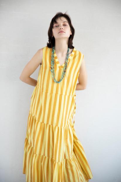 30_1 dress¥23,100 necklace¥45,100