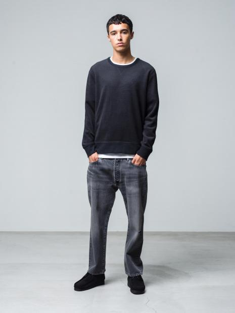 7) Sweat ¥17,600  Inner ¥8,800  Pants ¥39,600  Shoes ¥25,300