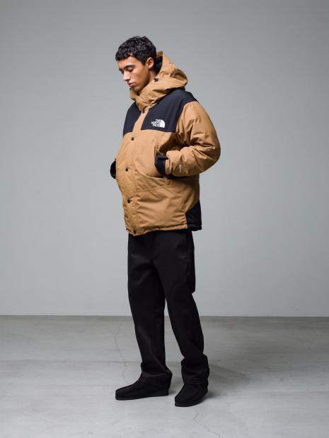4) Jacket ¥68,200  Pants ¥22,000  Shoes ¥25,300