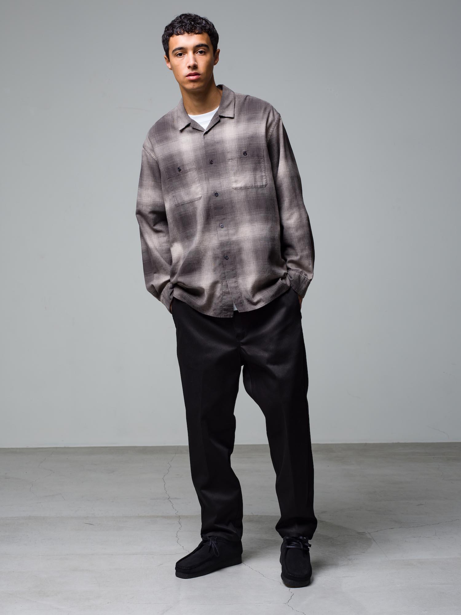 31) L/S Shirt ¥36,300  Inner ¥8,800  Pants ¥22,000  Shoes ¥25,300