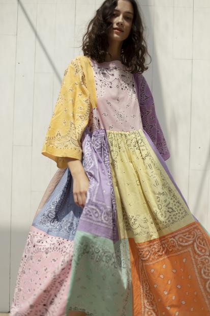 1_1 dress¥91,300  shoes¥75,900