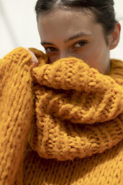 3_1 knit¥42,900  neck walmer¥17,600