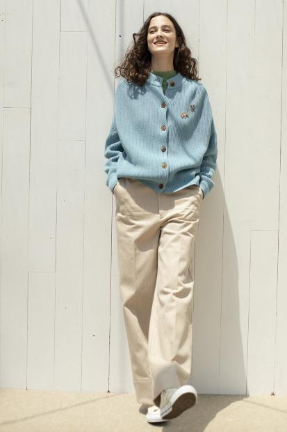 14_2 knit¥25,300  knit¥19,800  pants¥28,600  broach¥24,200  broach¥20,900  shoes¥6,380