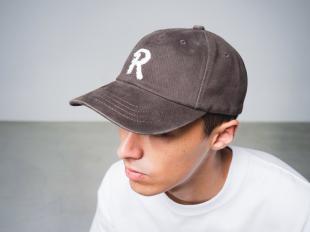 R Patch Cap