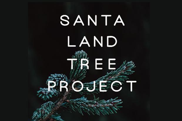 SANTALAND TREE PROJECT X'mas Tree Market -12.3(sun) @RHC Ron Herman Minatomirai