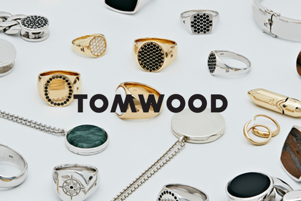 TOMWOOD POP UP STORE 12.8(fri)- @RHC Ron Herman Minatomirai
