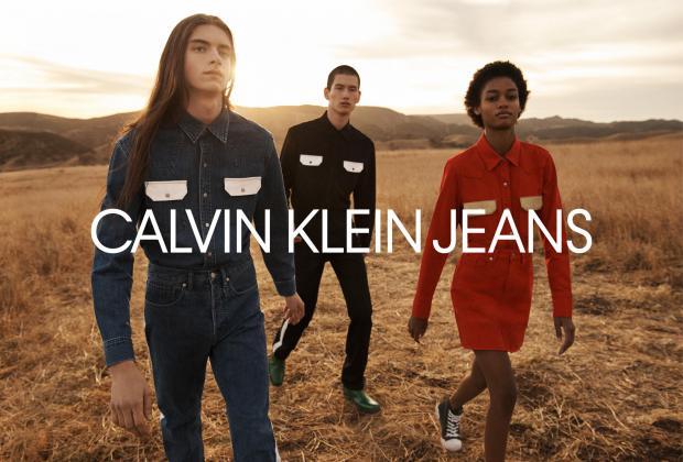 CALVIN KLEIN JEANS POP UP STORE 3.31(sat)-4.8(sun) @RHC Ron Herman Toyosu