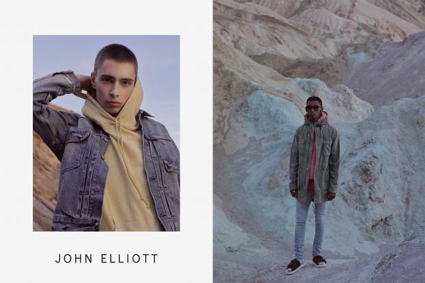 JOHN ELLIOTT POP UP STORE 5.12(sat)- @RHC Ron Herman Osaka