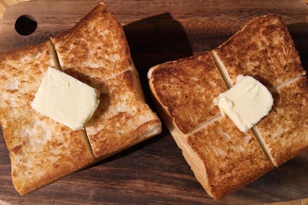 PANYA ASHIYA Morning Toast