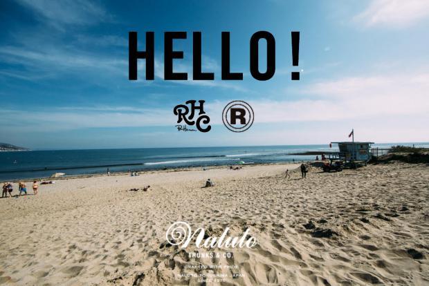 NALUTO TRUNKS ORDER EVENT 5.18(sat) @RHC Ron Herman Nagoya