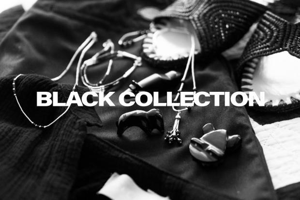 """Black Collection""4.13(sat)- @RHC Ron Herman, Ron Herman「R」"