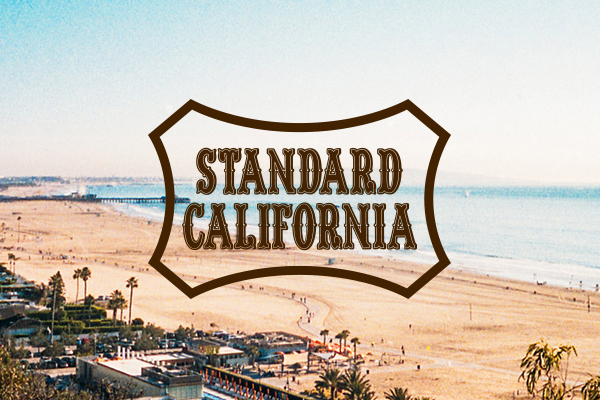 STANDARD CALIFORNIA POP UP STORE 9.28(sat)-