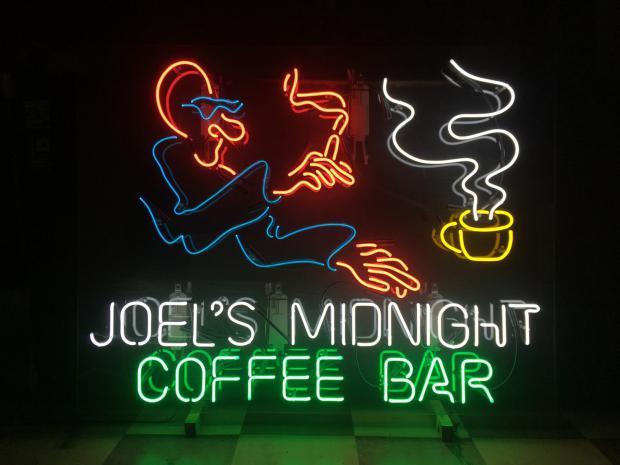 JOEL'S MIDNIGHT COFFEE BAR POP UP STORE 11.9(sat)- @RHC Ron Herman Minatomirai
