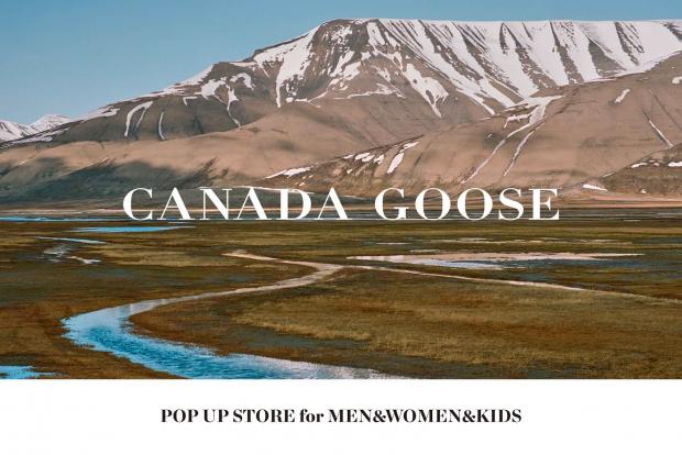 CANADA GOOSE POP UP STORE for MEN&WOMEN&KIDS 12.14(sat)-12/29(sun) @RHC Ron Herman Toyosu,Kawasaki,Kumamoto