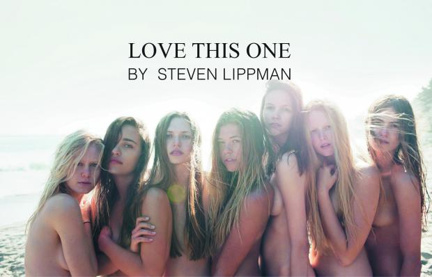 "STEVEN LIPPMAN Photo Exhibition""LOVE THIS ONE""