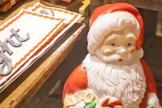 Santa Claus is coming to Ron Herman 2013.12.21(sat.),23(mon.)