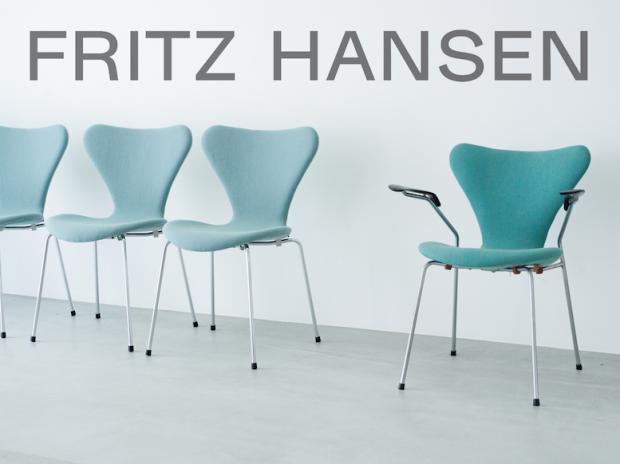FRITZ HANSEN made to order 11.21(sat)-12.6(sun) @RHC Ron Herman Osaka