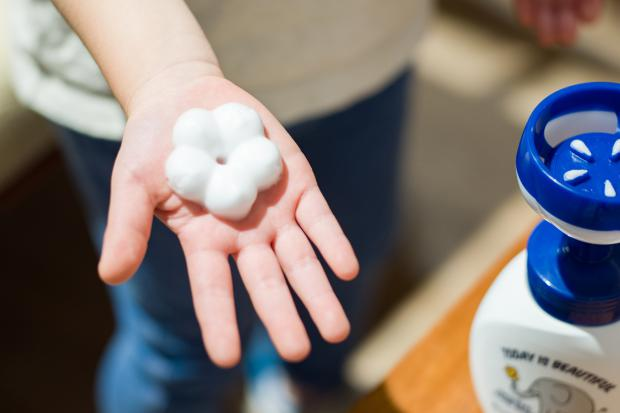 Foam hand soap New Arrival