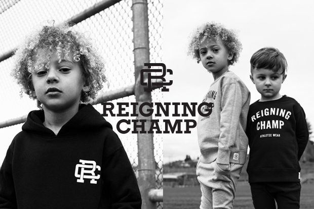 REIGNING CHAMP for Kids New Release