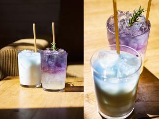 Butterfly pea Drink