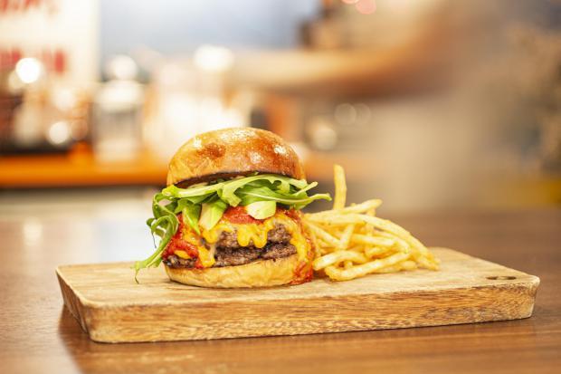 The Standard Burger