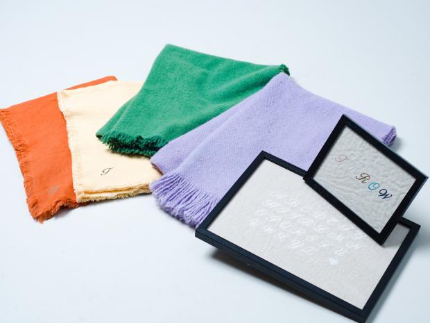 THROW Pop Up Store & Embroidery Order Event 6.25(fri)-7.4(sun) @RHC Ron Herman Minatomirai, Toyosu