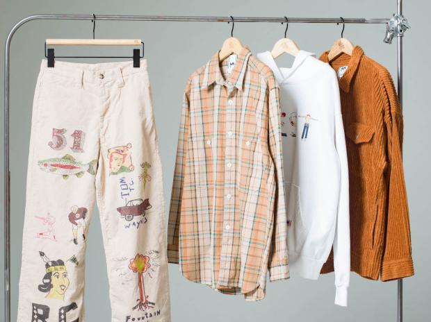 WESTOVERALLS 21FW Collection New Arrival