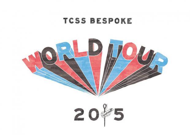 TCSS BESPOKE WORLD TOUR @Ron Herman Kobe「R」