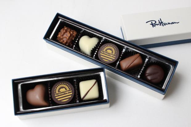 Chocolate Box for Valentine