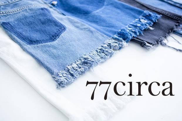 77circa Denim cut Event 3.26(sat)-4.3(sun) @Ron Herman Sendagaya「R」