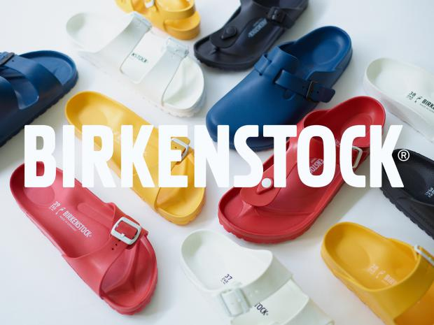 BIRKENSTOCK POP UP STORE 5.27(sat)-