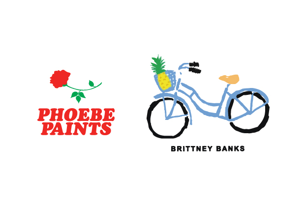 Brittney Banks&Phoebe Paint Painting Event